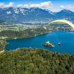 You should try paragliding Bled
