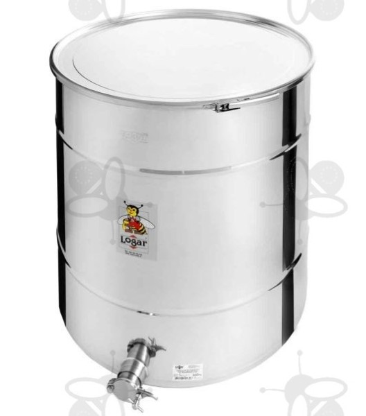 Honey stainless storage tanks are an essential tool for beekeepers