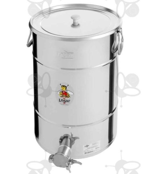 Honey stainless storage tanks