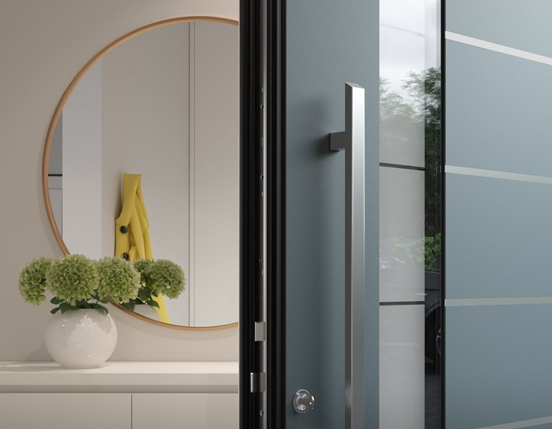 Insulated front door have s lot of a advantages